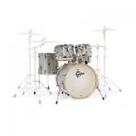 """Gretsch Drums Catalina Maple 22"""" Silver Sparkle - ударная установка"""