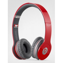 Beats Solo HD Red (красные) - наушники