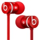 Beats by dr.Dre URbeats Red ControlTalk