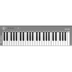 Миди-клавиатура Axelvox KEY49j grey