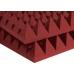 Акустический поролон Пирамида 70мм. (~ 2000x1000x85)