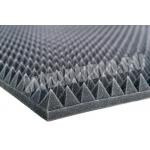 Акустический поролон Пирамида 20мм (~2000x1000x30мм)
