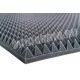 Акустический поролон Пирамида 30мм (2000x1000x40мм)