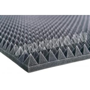 Акустический поролон Пирамида 30мм. (2м.х1м.)