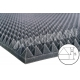 Акустический поролон Пирамида 30мм (2000x1000x45мм)