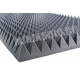 Акустический поролон Пирамида 70мм. (~2000x1000x85мм)