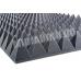 Акустический поролон Пирамида 100мм. (~ 2000x1000x115мм)