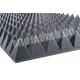 Акустический поролон Пирамида 100мм. (~2000x1000x115мм)