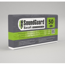Звукопоглощающая плита SoundGuard Basalt